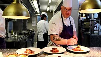 #Gastronomie : Michel VEDRINE, portrait d'un chef catalan - Restaurant Villa Duflot