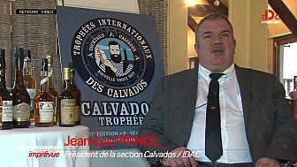 Rencontre imprévue  de TvdesChefs - épisode 25: Les Calvados AOC ont leurs Trophées