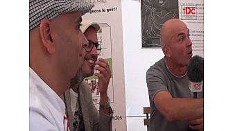 Show devant les artistes-Nomad-@Tvdeschefs-@Smartrezo