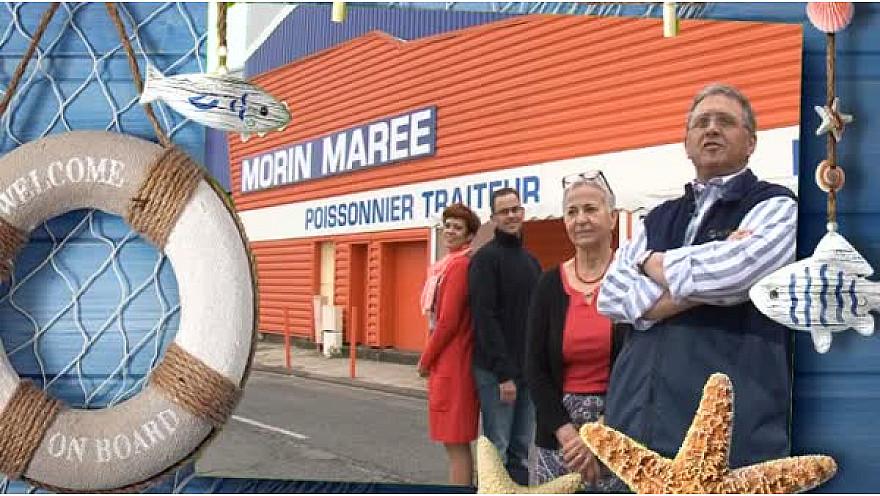 Tv Poisson Corail, Episode 4 - Jean-Marc MORIN de 'Morin Marée' à Albi #SCAPP